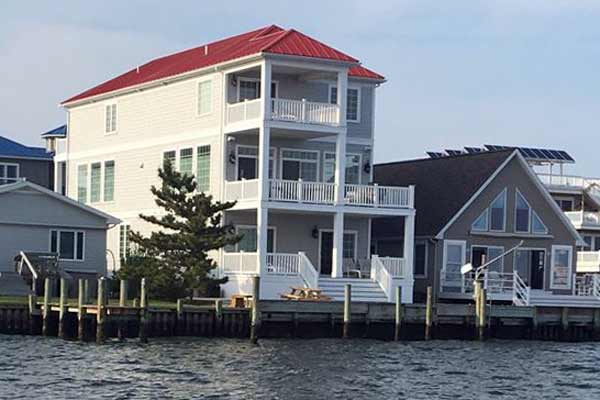 east coast vacation house
